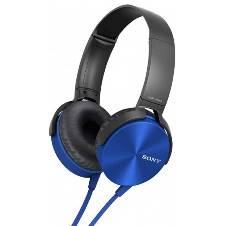 SONY MDR-XB450AP EXTRA BASS Stereo headphone copy