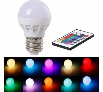 16 Color Changing Led Light with Remote Control
