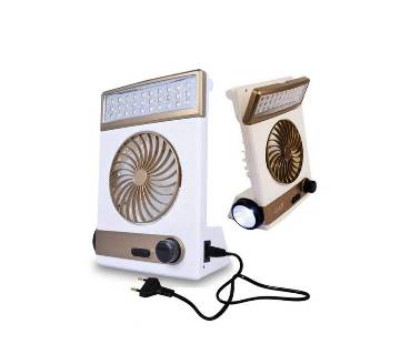 3 in 1 rechargeable table fan