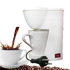 Kin-tech Coffee Maker one cup