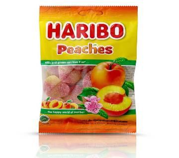 HARIBO PEACHES Candy 80g