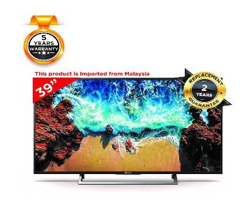 Sony Smart TV KLV-39HD001K- 4K - 39""