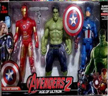 AVENGERS AGE OF ULTRON SUPER HERO TOY ACTION FIGURES