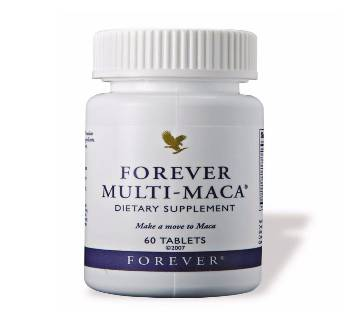 Forever Multi maca Dietary supplement USA