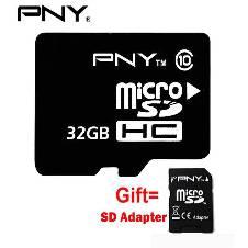PNY 32GB Micro SD class-10 মেমরি কার্ড