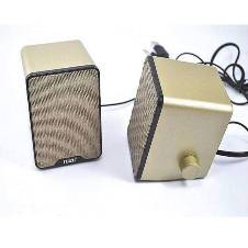 Ruizu RS-660 3W computer speaker