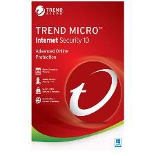 Trend Micro Internet Security (1 user)