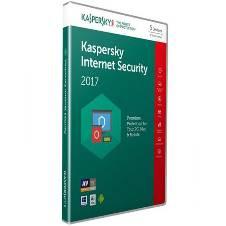 KASPERSKY Internet Security - 1 user 2017