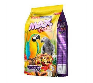 KIKI MAX MENU Parrots and parakeets ফুড 1KG