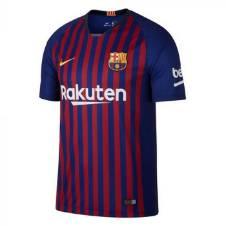 2018-19 Barcelona Short Sleeve Home Jersey (Copy)