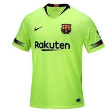 2018-19 Barcelona Short Sleeve Away Jersey (Copy)