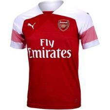 2018-19 Arsenal Short Sleeve Home Jersey (Copy)