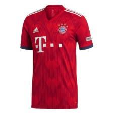 2018-19 Bayern Munich Short Sleeve Home Jersey (Copy)