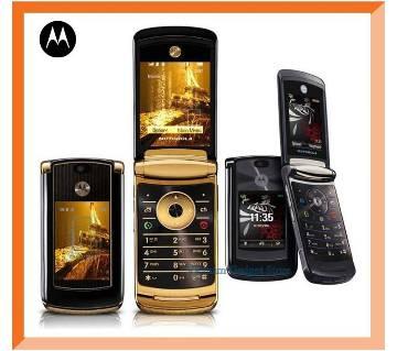 Motorola RAZR V8 folding phone