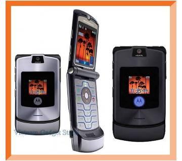 Motorola V3i folding phone