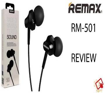 Remax RM-501 ইয়ারফোন