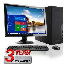 কম্পিউটার প্যাকেজ Core i3-3.06GHz HDD 250GB RAM 2GB