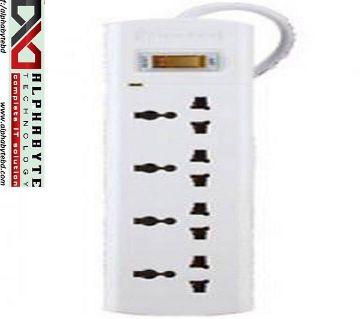 Huntkey SZM401 Four Socket One Switch PowerStrip