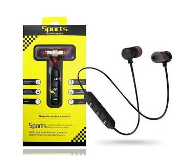 Sports Wireless Magnetic Bluetooth Headset