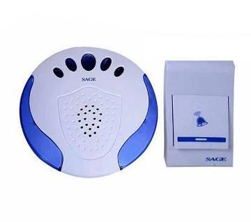 SAGE wireless door calling bell