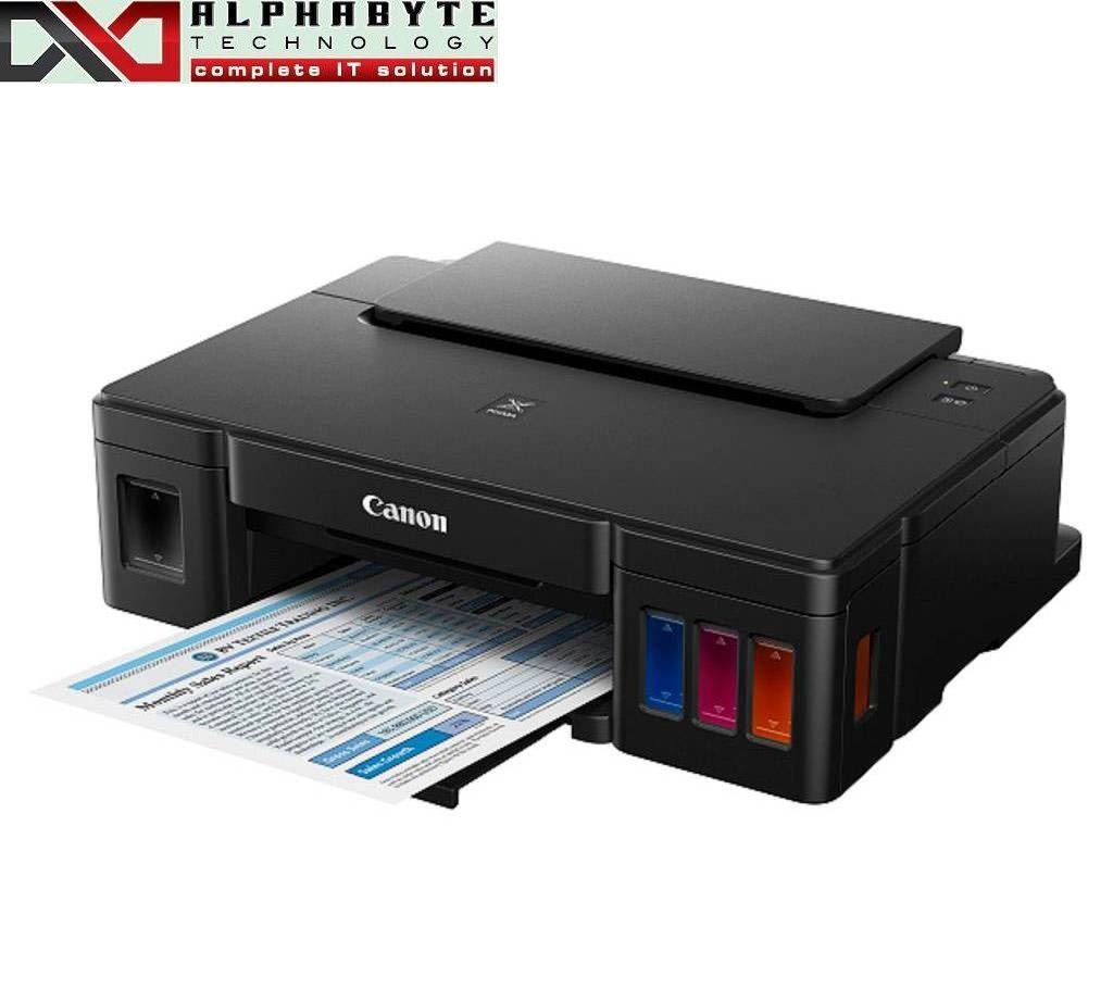 Canon Pixma G1000 সিঙ্গেল ফাংশন প্রিন্টার বাংলাদেশ - 977504
