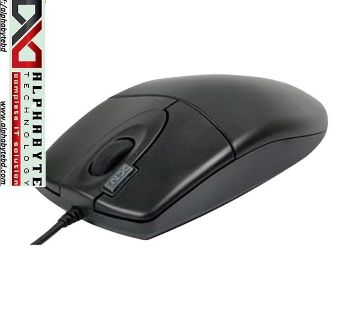 A4 Tech OP-620D USB Optical Mouse