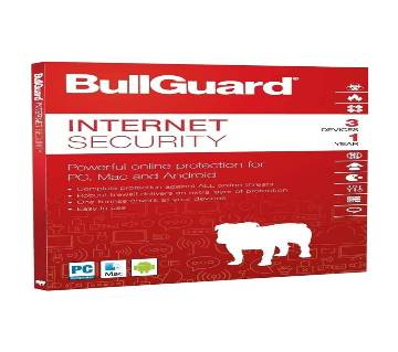 BullGuard Internet Sequrity Single User 1 Year