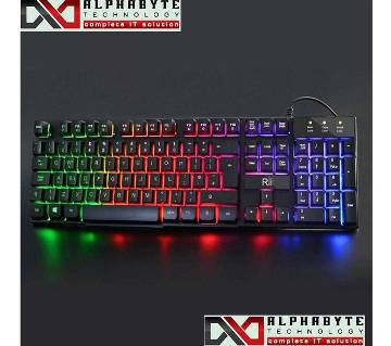 Gaming Lighting Key Board