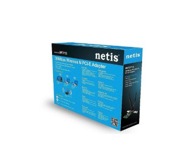 Netis WF2113 300Mbps Wireless N PCI-E Adapter