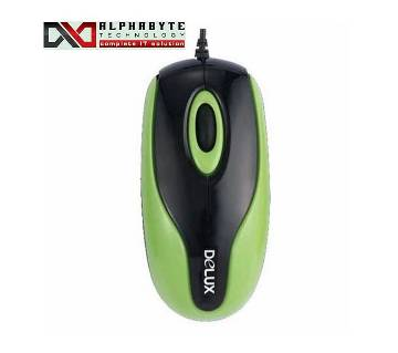 Delux DLM-363 USB মাউস