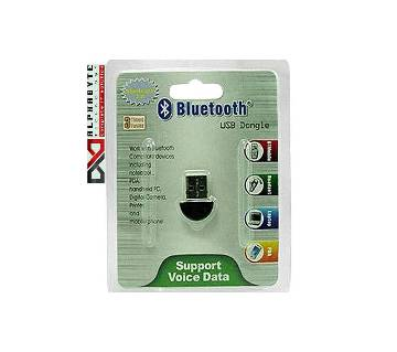 Mini USB Bluetooth Adapter - Black