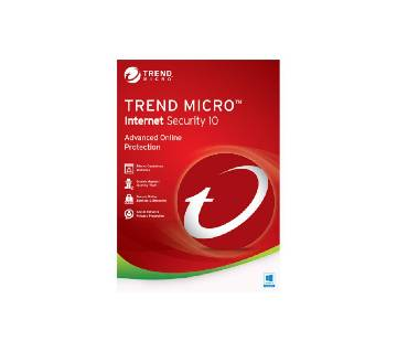 Trend Micro Internet Security 1 User 1 Year