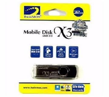 TwinMOS 32GB USB 3.0 PENDRIVE