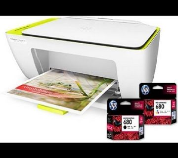 HP DeskJet Ink  2135 All in One Printer