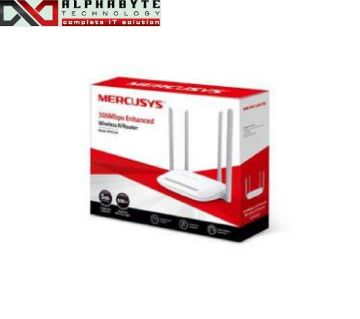 Mercusys MW325R 300Mbps Wireless N Router Power Full Router