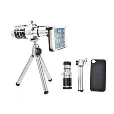 12x Zoom Mobile Phone Lens