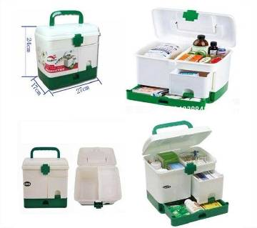 Medicine Aid Box