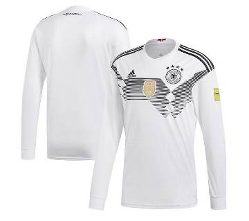 2018 World Cup Germany Full Sleeve Home Jersey (Copy)