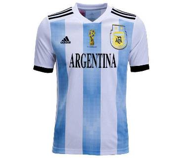 World Cup 2018 Exclusive Jersey Argentina (Copy)