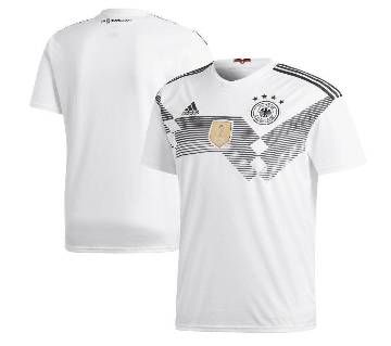 2018 World Cup Germany Half sleeve Home Jersey (Copy)