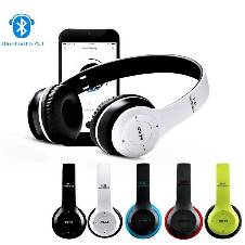 Multi functional Wireless Bluetooth Headset