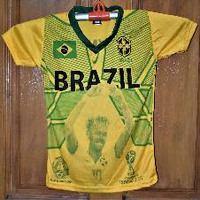 World Cup 2018 Exclusive Brazil Jersey (Copy)
