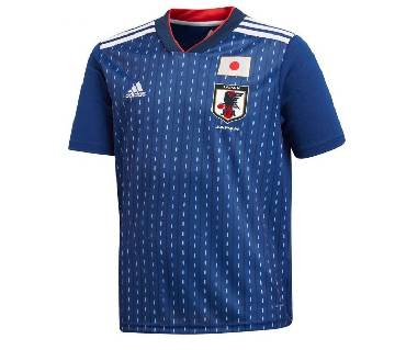 2018 World Cup Japan Home Short Sleeve Jersey (Copy)