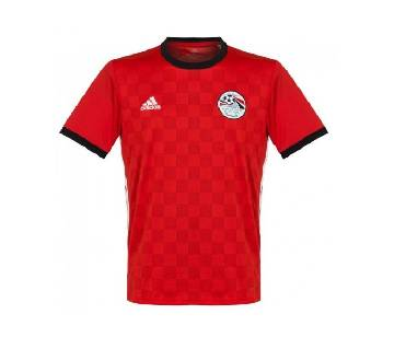 2018 World Cup Egypt Home Short Sleeve Jersey (Copy)