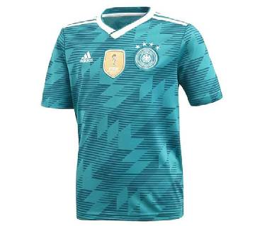 Germany Half-Sleeve (Away) World Cup 2018 (Copy)