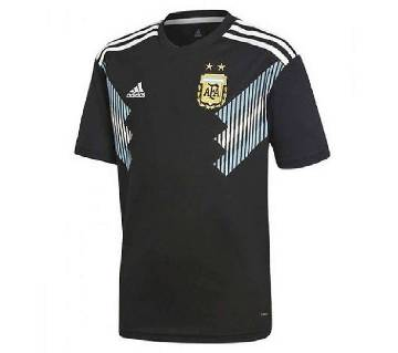 Argentina Half-Sleeve (Away) World Cup 2018 (Copy)