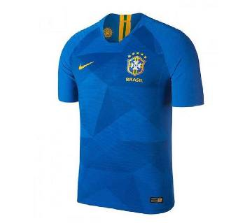 Brazil Half-Sleeve (Away) World Cup 2018 (Copy)