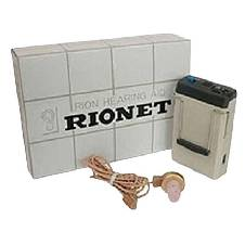 RIONET Hearing Aid