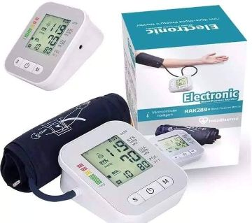 Electronic  Digital Blood Pressure Monitor