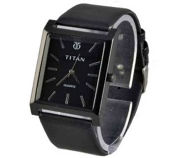 Titan Wrist Watch - Black (Copy)